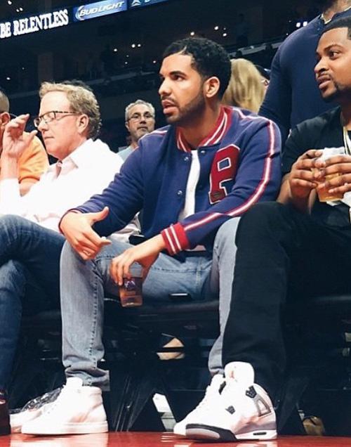 ドレイク(Drake):ポロ ラルフローレン(Polo Ralph Lauren)/コモン・プロジェクツ(COMMON PROJECTS)