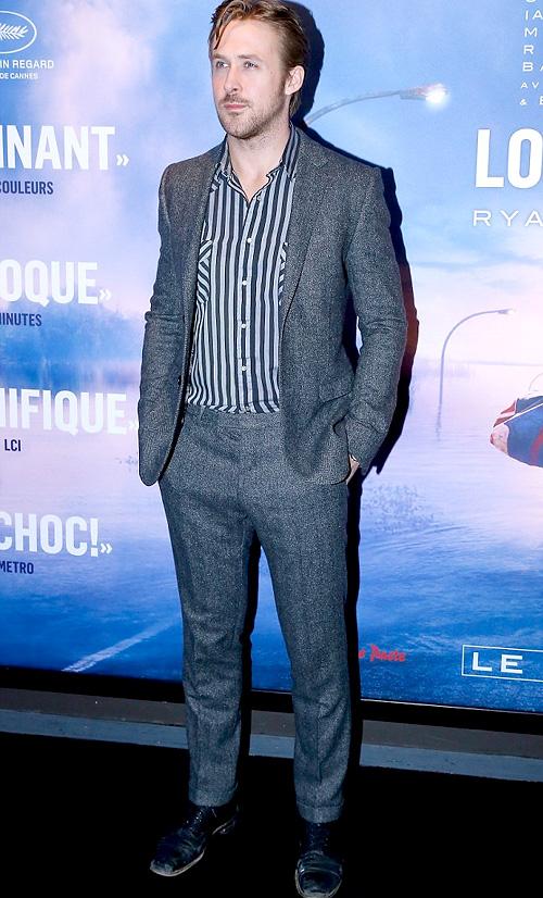 ライアン・ゴズリング(Ryan Gosling):グッチ(GUCCI)