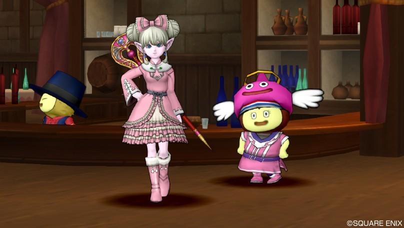 Wii U版オルフェア酒場