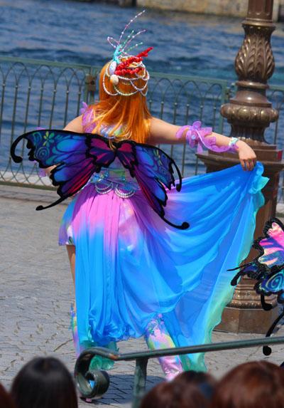 妖精みたいで可愛いなって思ったのです