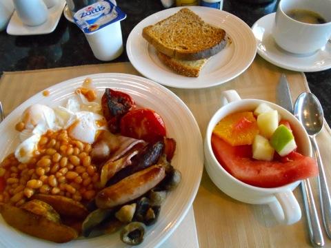 5月4日の朝食