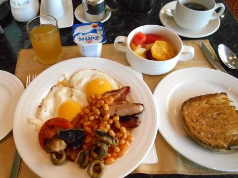 5月6日の朝食