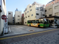 都営・浅草寿町操車場