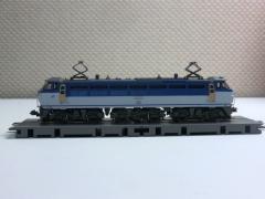 EF66 更新車貨物色 サイド
