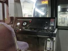 E217・運転台