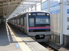 京成3000・6両固定車