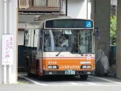 東武CE9708号車・レインボー7m