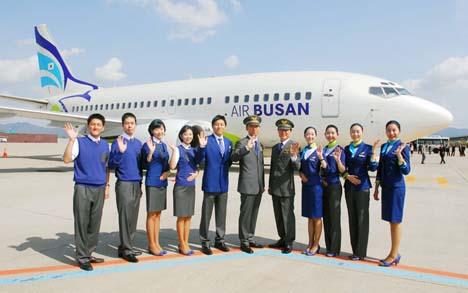 業界初!エアプサンは6社共同で航空券やロッテホテル宿泊券等が当たるキャンペーンを開催!