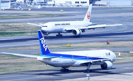 JALからANAへ、政府専用機に続き皇室フライトも!一方AKBはANAからJALへ!