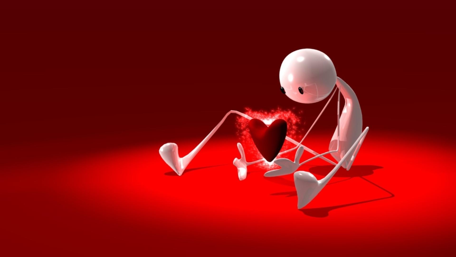 Pics Photos - Black Animated Heart
