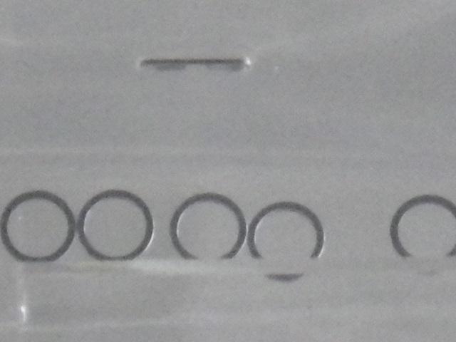 タミヤF-1用5×0.5mmスペーサー