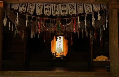 天岩戸神楽殿 (2)