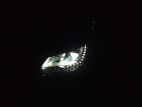 Night Drive 比較 1+