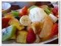 フルーツいっぱいフレンチトースト