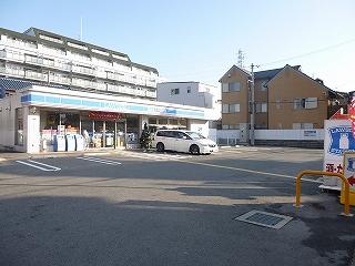 ローソン浅香山