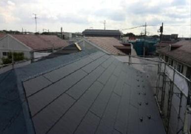 みらい住建 リフォーム 雨漏り対策 2号1日④拡大