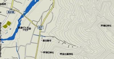 ☆春日神社 地図