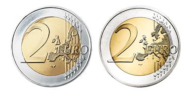 2 Euro kolikko