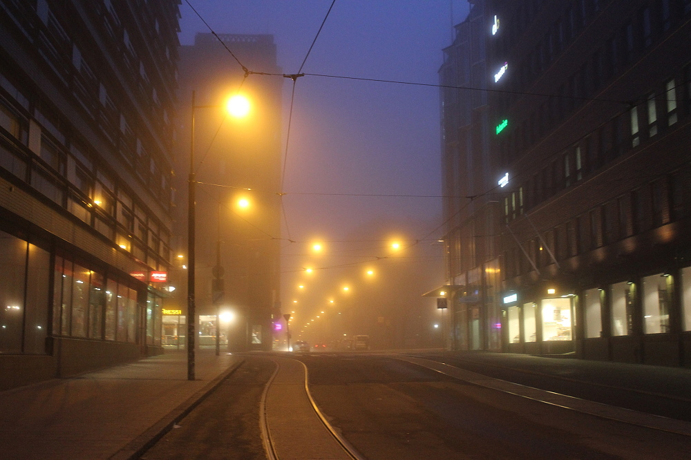 Helsinki sumu 26.04.2015
