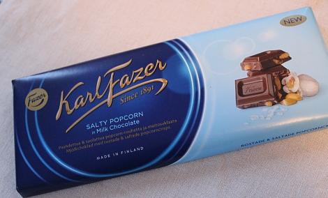 Fazer suklaa