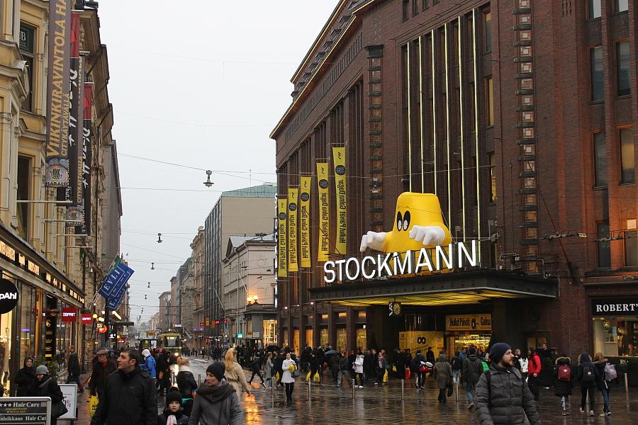 Stockmann Hullut päivät