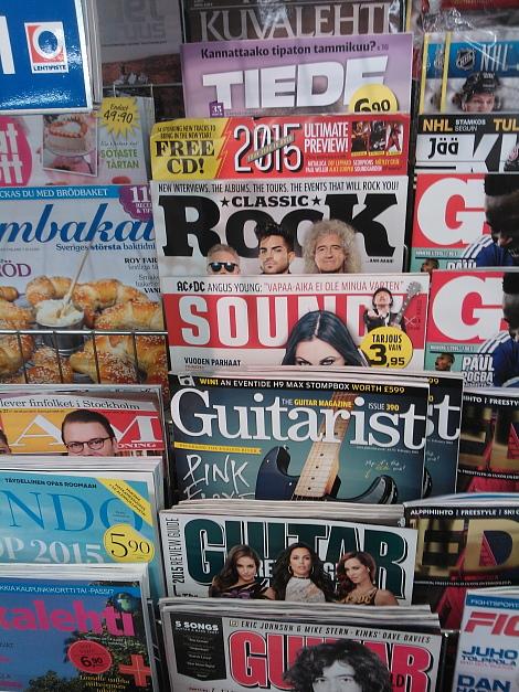 Classic Rock Magazine 2015-2