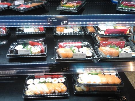 Sushi Helsinki Vantaa Airport