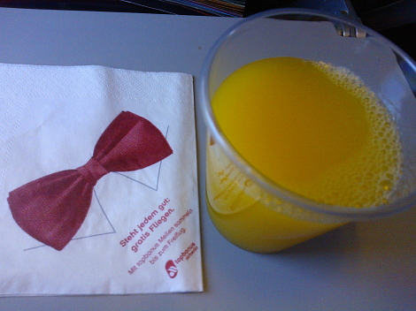 Air Berlin mehu