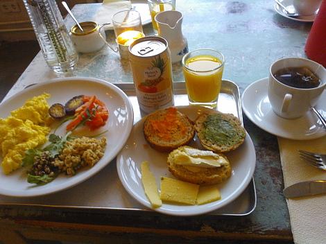 Berlin Hotel aamiainen
