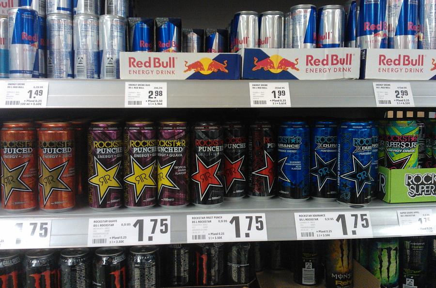 Rock Star Drink