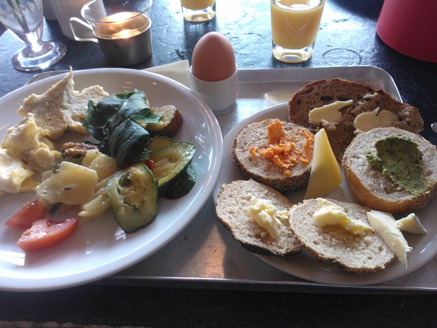 Aamiainen Berlin