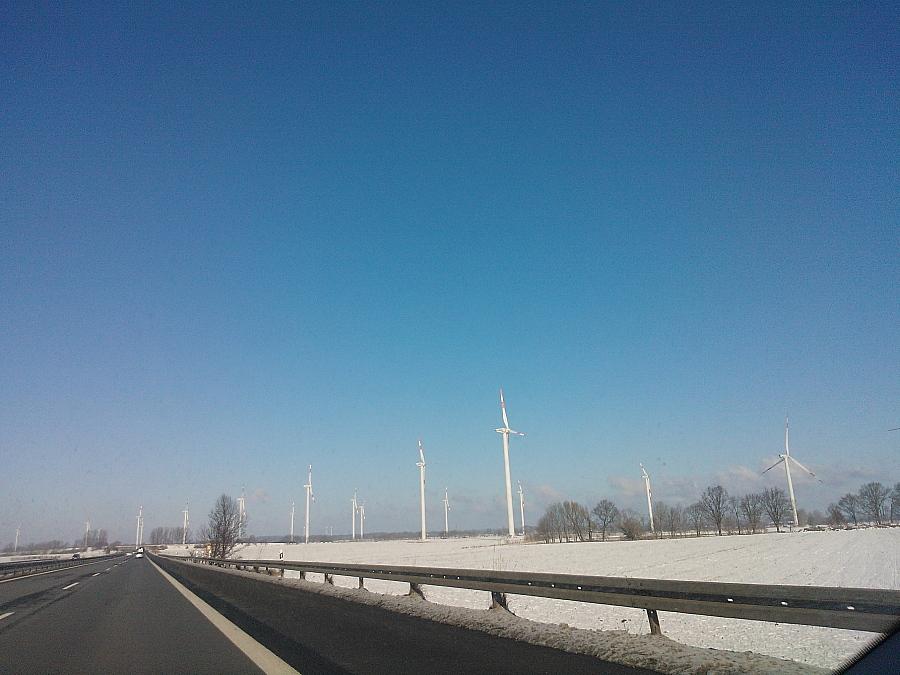 Saksa 風車