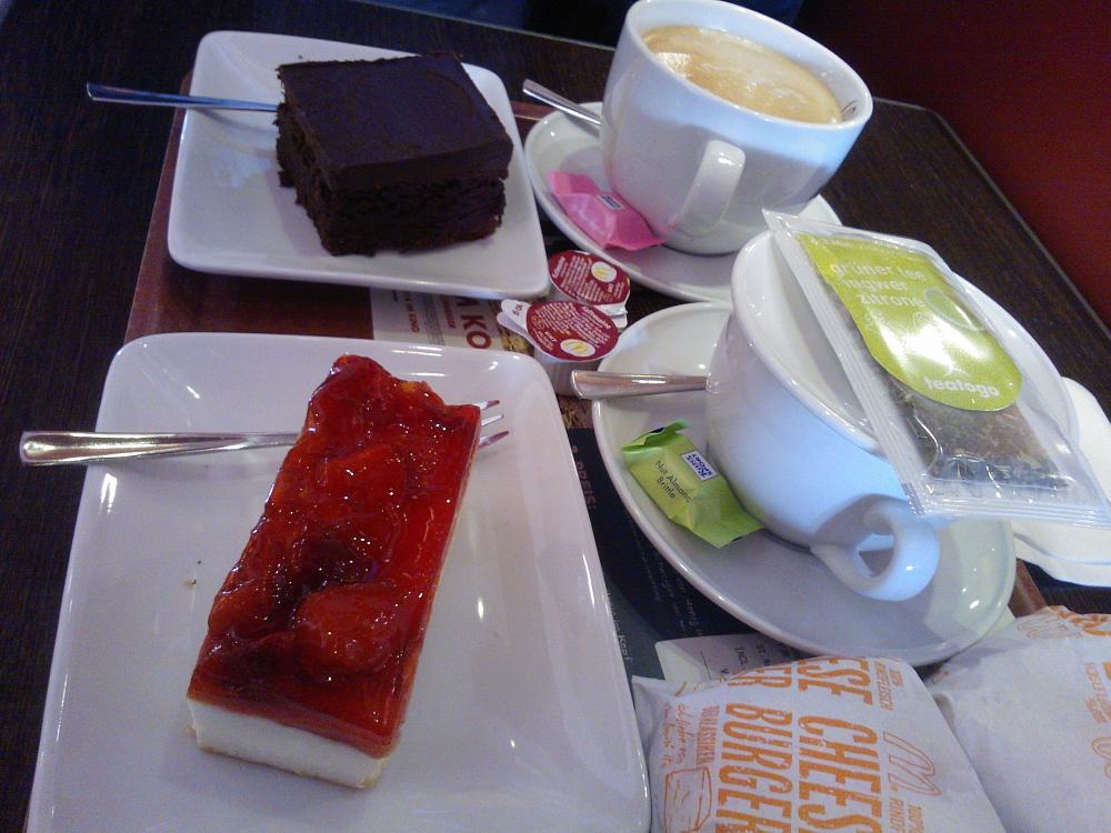 McDonald Saksa