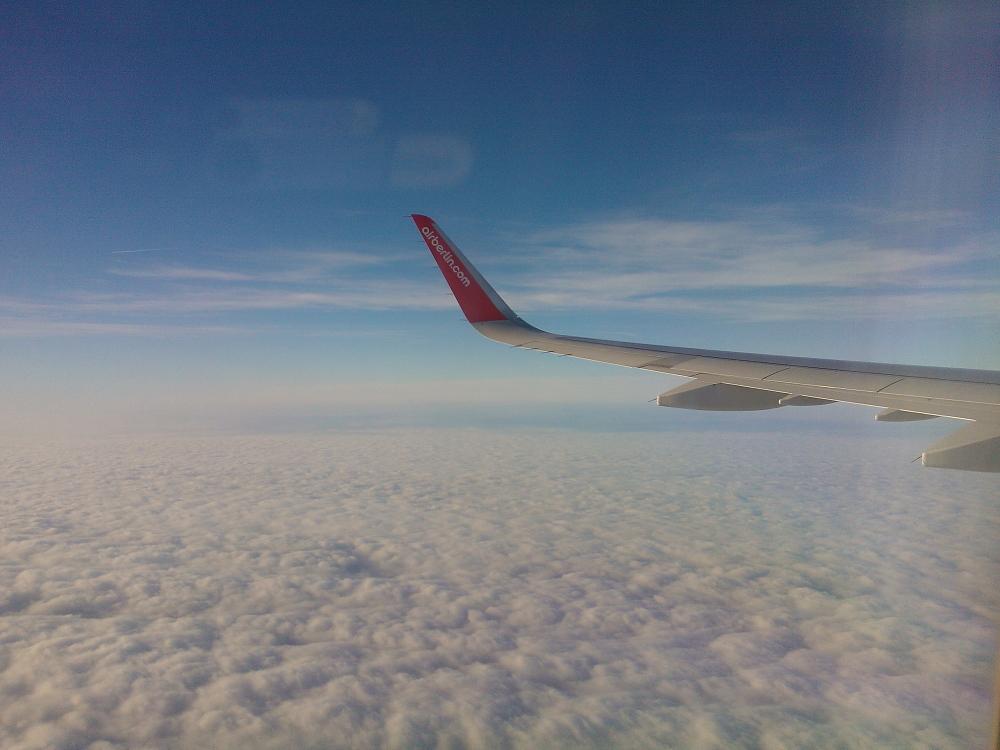 Air Berlin Berlin to Helsinki