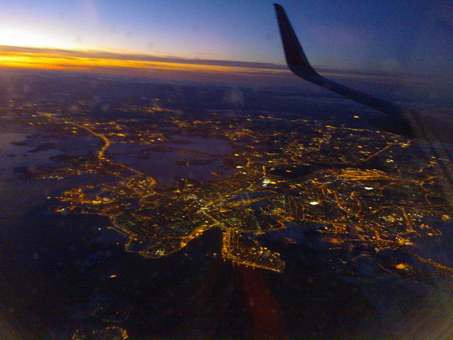 Air Berlin Berlin - Helsinki