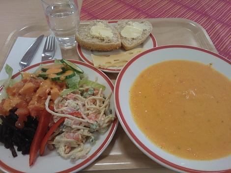 Kaupungin lounas
