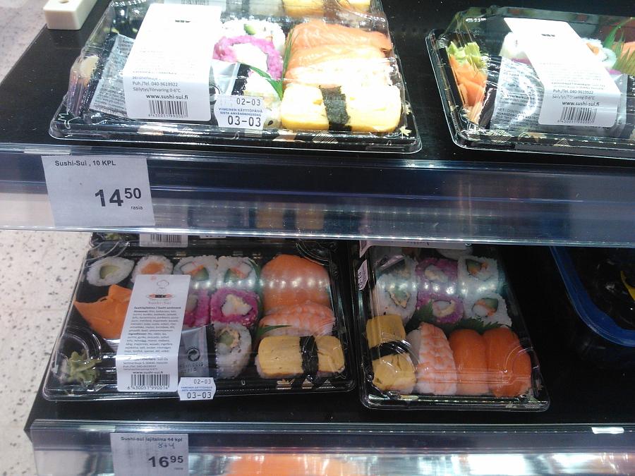 Sushi Kamppi Kmarket