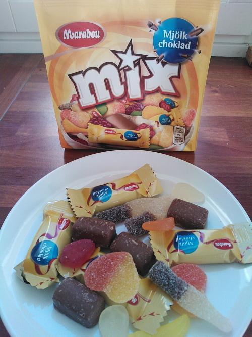 Marabou Mix Suklaa