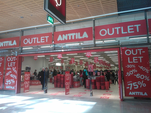 Sello Anttila Outlet