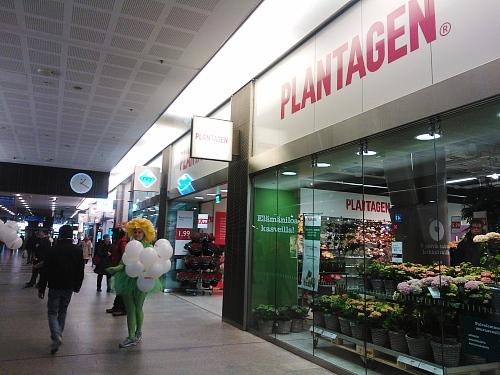 Kukkakauppa Kamppi