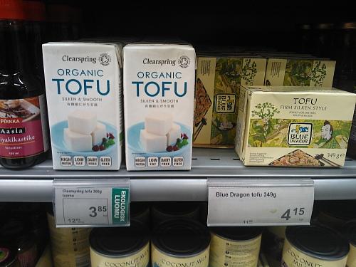 TOFU Kamppi K Market