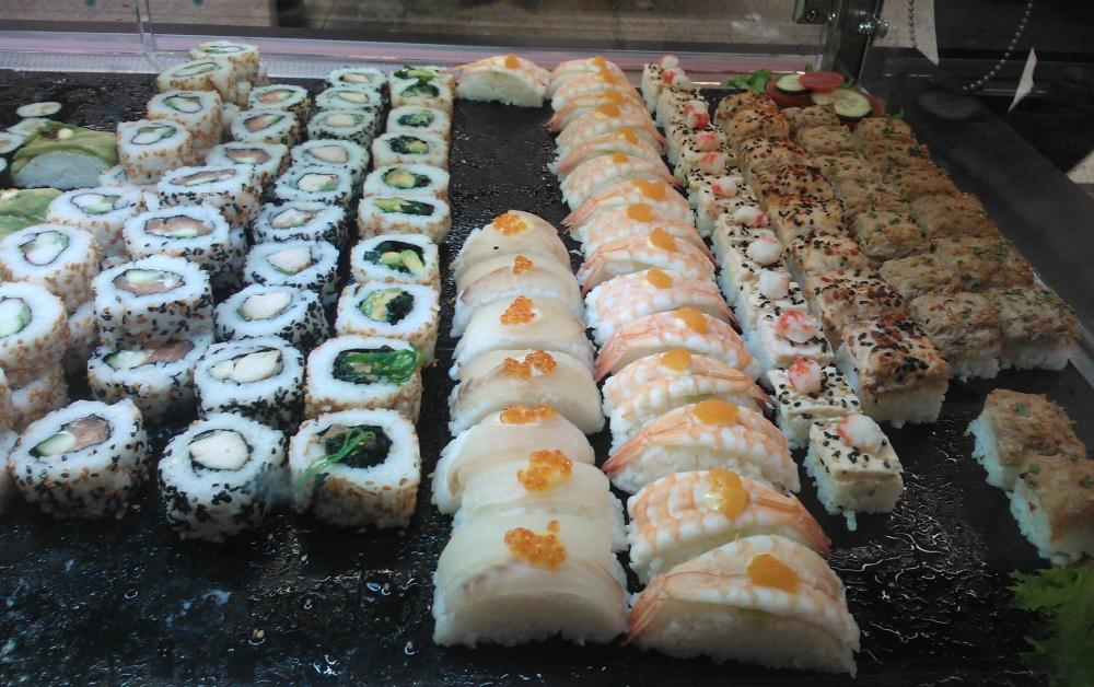 Sushi Buffe Kamppi