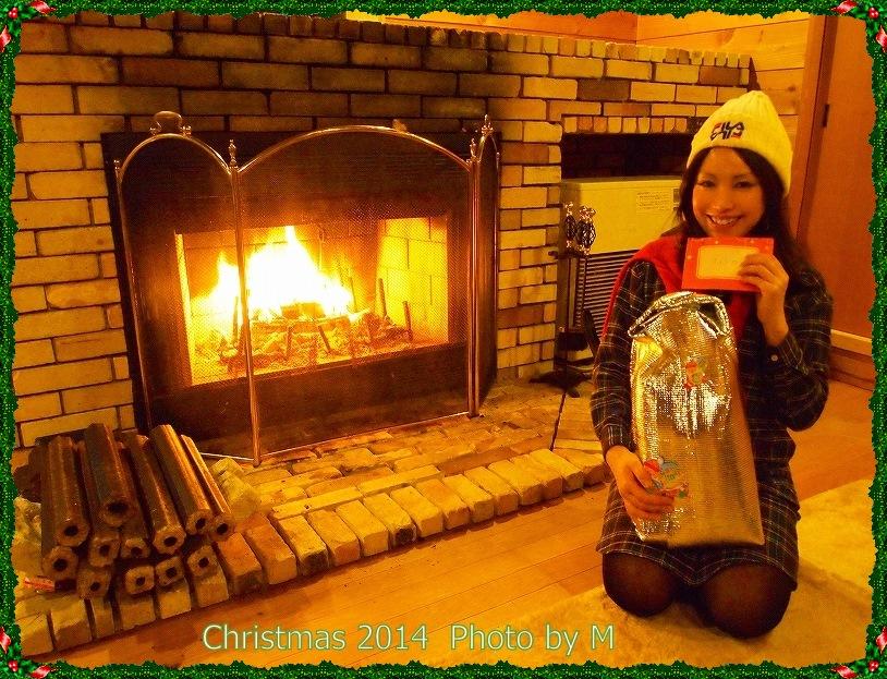 穂高 暖炉33