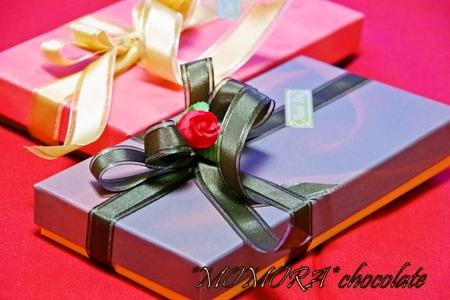薔薇生チョコ箱
