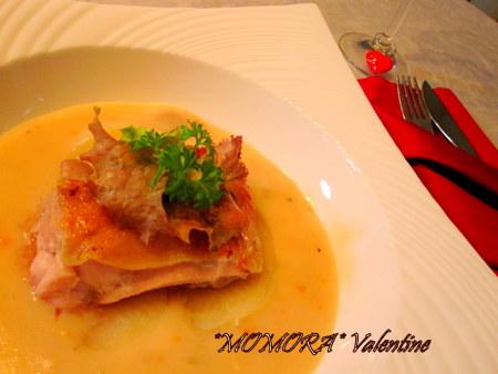 Valentine夕飯