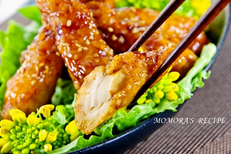 甘辛チキン2