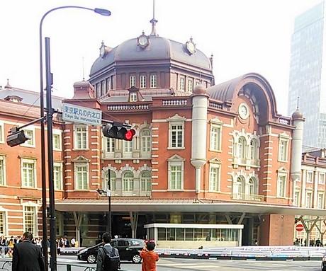 東京駅煉瓦