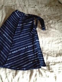 グアテマラのスカート。