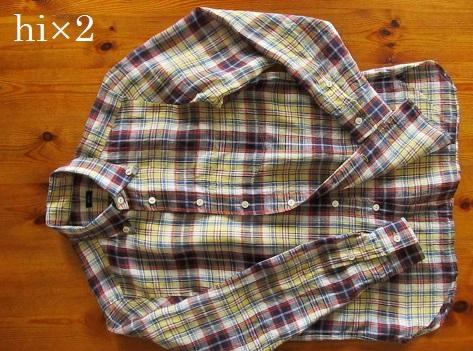 オットシャツ。