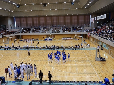 高校バスケ東北大会・山形 035